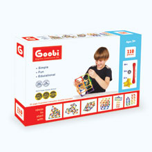 Goobi GL-110 - The Magnetic Construction Set