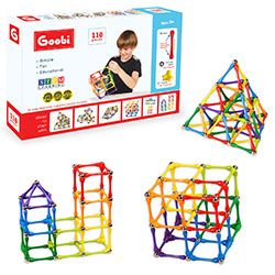 Goobi 110 - Magnetic Construction Set