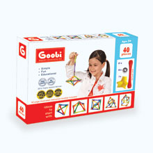Goobi GL-40 - The Magnetic Construction Set