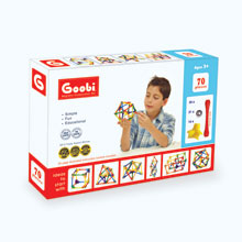 Goobi GL-70 - The Magnetic Construction Set