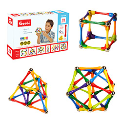 Goobi 70 - Magnetic Construction Set